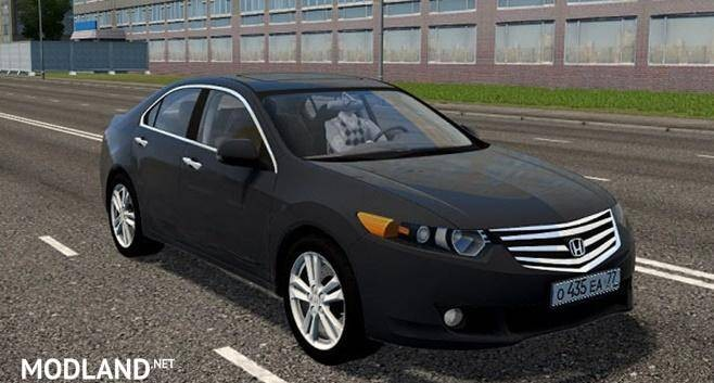 Honda Accord 2011 [1.5.9]